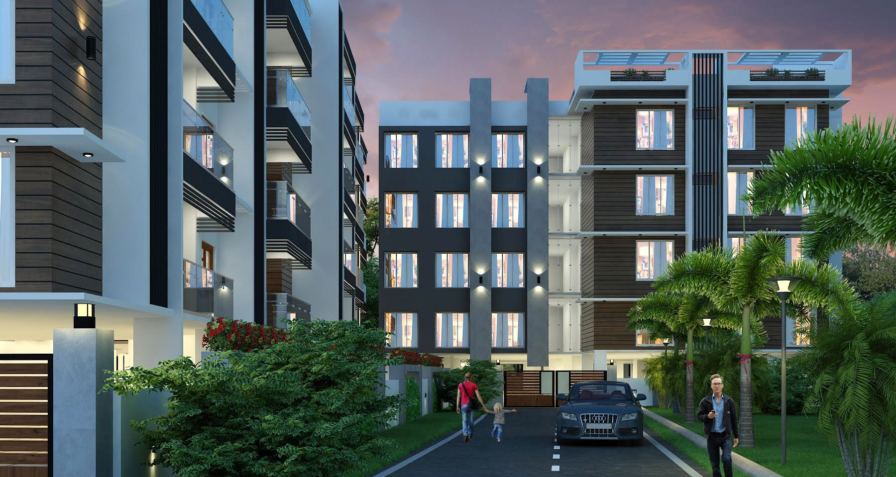Infrany Nest - Apartments in Bangalore.